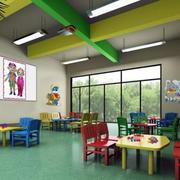 幼儿园创意墙壁设计