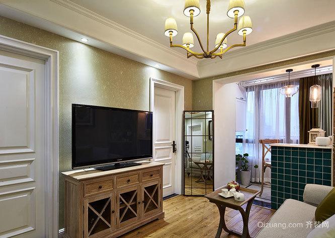 120平米可用作婚房设计的现代与北欧相融合的客厅设计