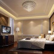 卧室简约风格吊顶