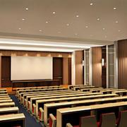 大型教室多媒体展示