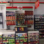 小区小型超市货架设计