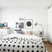 卧室墙壁照片墙设计