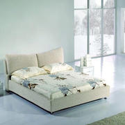 现代简约宽敞卧室效果图