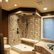 卫生间浴室瓷砖设计