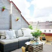 阳台沙发设计图