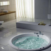 现代简约按摩卫浴