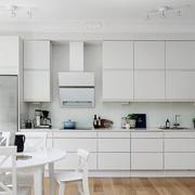 欧式厨房整体橱柜设计