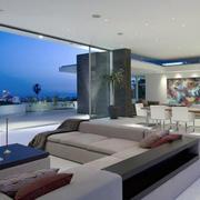 海景房沙发设计