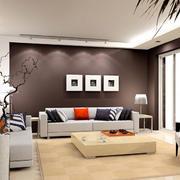 小户型现代简约风格客厅设计