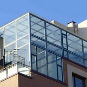 顶层阳光房设计