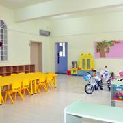 幼儿园教室桌椅设计