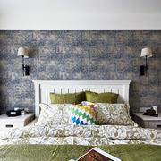 公寓卧室床头灯饰装修