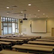 大型教室窗户装饰