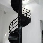 小复式楼旋转楼梯