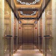 欧式奢华电梯设计