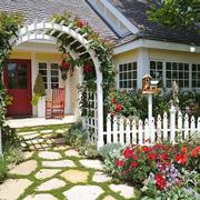 别墅小洋房花园