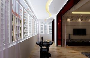 享受静谧的一居室小户型装修案例图