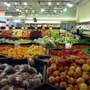 大型超市货架装修