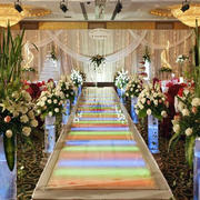 婚礼现场灯饰装修设计