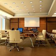 创意现代化会议室设计