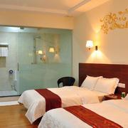 酒店床头灯饰设计