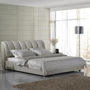 欧式卧室软包床头装修
