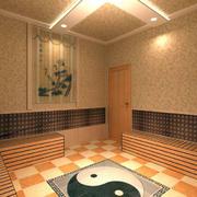 日式汗蒸房设计
