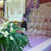 婚礼现场桌台设计