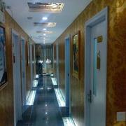 美容院长廊装修