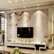 中式电视背景墙装修