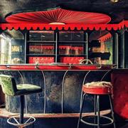 简约小型酒吧吧台