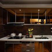 中式时尚厨房装修