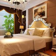 卧室欧式原木地砖