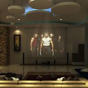 家庭室内影院装修