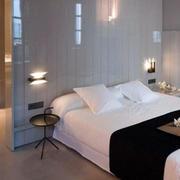 现代简约酒店客房设计