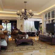 欧式客厅沙发设计