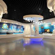 创意风格展厅吊顶设计