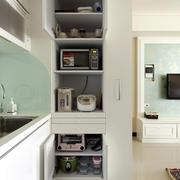 公寓厨房橱柜设计