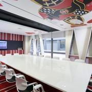 会议室电视墙设计