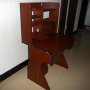 红木整体型学习桌设计