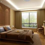 卧室大型飘窗设计