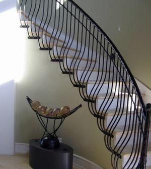 海洋的风味:地中海风格楼梯装修效果图图集