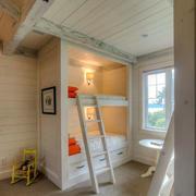 美式儿童房天花板装修