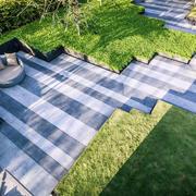 别墅花园小径设计