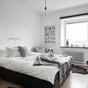 卧室简约吊灯设计