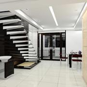 小户型楼梯装修设计
