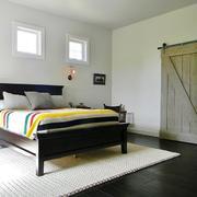 简约风格卧室地毯设计
