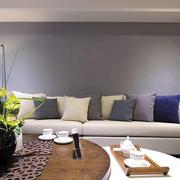混搭风格客厅沙发设计