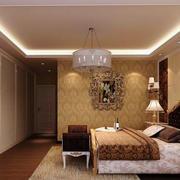 卧室 隐形门设计