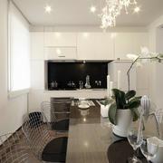公寓餐厅创意灯饰设计